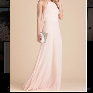Birdy Grey Jules Dress in Blush Pink